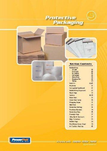 Protective Packaging - PowerPak Packaging Supplies