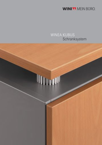 Hinged magazine for Wohndesign einrichtungs gmbh