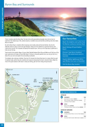Byron Bay and Surrounds - Sunlover Holidays