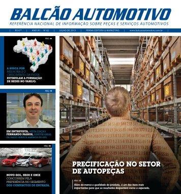 Edição 82 - Balcão Automotivo