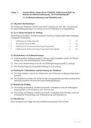 """Fachspezifische Anlage für das Wahlfach """"Evangelische ... - Sowi"""