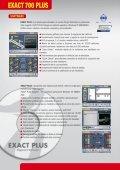 EXACT 700 PLUS - Page 6