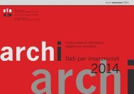 WEB Archi ita