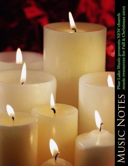 Christmas Anthems - Pine Lake Music