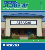 Abraxas Academy - Abraxas Youth & Family Services