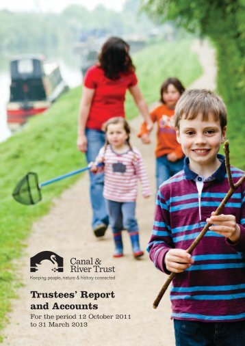 Trustees' Report and Accounts - Canal & River Trust