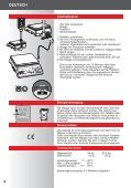 9310 / 9315 Bedienungsanleitung 2 Operating Instructions 9 Mode d ... - Page 4