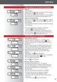 9310 / 9315 Bedienungsanleitung 2 Operating Instructions 9 Mode d ... - Page 7