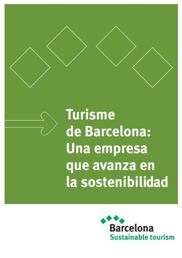 Barcelona Sustainable Tourism - bcnshop - Turisme de Barcelona