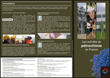 Total Petrochemicals France - Total Refining & Chemicals
