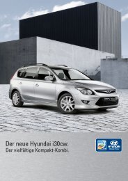 Der neue Hyundai i30cw. - Autohaus Hessengarage GmbH