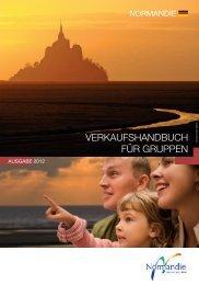 Normandie - Verkaufshandbuch 2012