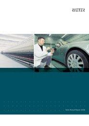 Semi-Annual Report 2006 - Rieter