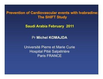 Pr Michel KOMAJDA - Sha-conferences.com
