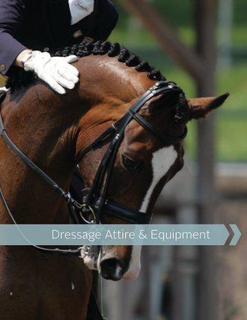 Dressage Equipment - Rosinburg Events