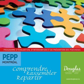 PEPP - Institut universitaire en santé mentale Douglas
