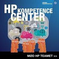 HPKOMPETENCE - Arrow ECS