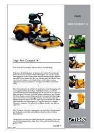 Stiga Park Compact 14 PARK - IMA Aschaffenburg