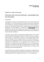 Märkische Allgemeine - Wirtschaftsrat der CDU e.V.