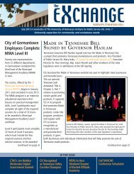 July - University of Tennessee Institute for Public Service