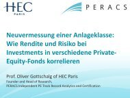 The PERACS Alpha - Finance Magazin