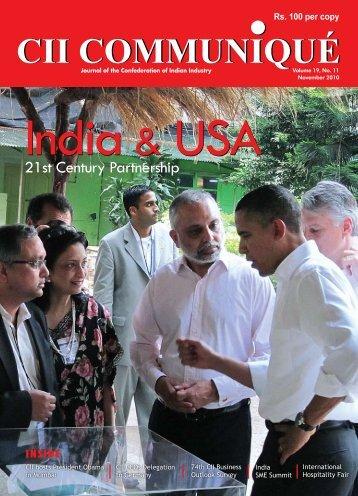 November, 2010 - CII