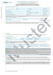(gültig ab 01.01.2013) inkl. Preise und AGB (gemeinsame Messung)