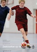 Zaalvoetbal op de kaart - Sport Knowhow XL - Page 2