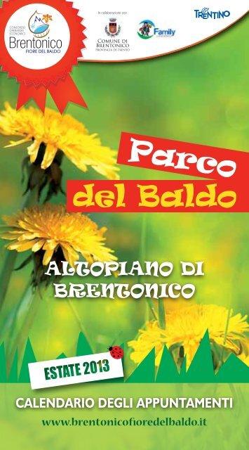 Eventi estate 2013 Altopiano di Brentonico - Azienda per il Turismo ...