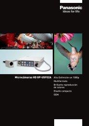 Microcámaras HD GP-US932A Alta Definición en 1080p - Crambo