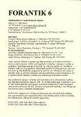 FORANTIK - Antik-historisk Selskab - Page 2