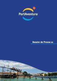 Dossier de Presse - PortAventura