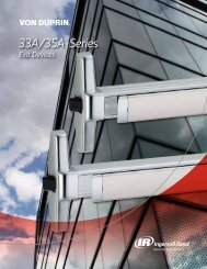 33A/35A Catalog - Security Technologies