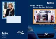 Buiten Citroën – Binnen Sortimo Globelyst - Ellermeyer
