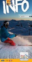 Krimml INFO Winter 2013-14.cdr - Zillertal Arena