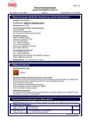 03152Adefo UV - Entwickler(D) - ADEFO-CHEMIE GmbH