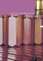 CHECK VALVES VALVOLE UNIDIREZIONALI - Total Hydraulics BV