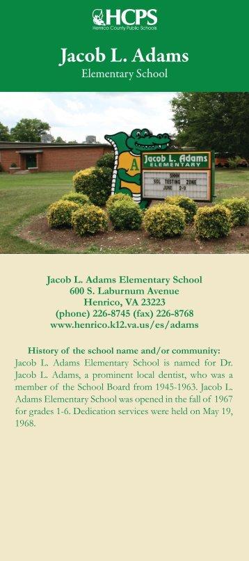 Jacob L. Adams