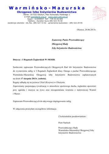 Ulotka informacyjna (pdf) - Lubelska Okręgowa Izba Inżynierów ...