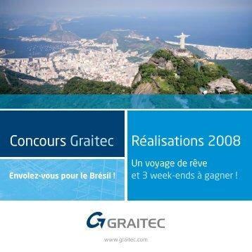 Concours Graitec Réalisations 2008