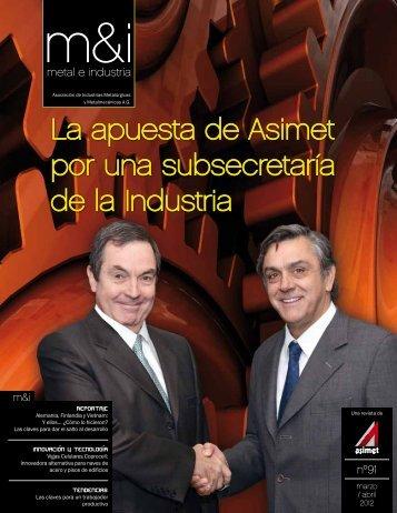 Edición N° 91 - Asimet