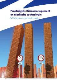 Praktijkgids Risicomanagement en Medische technologie - VMS