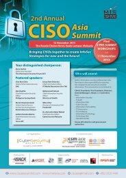 Asia Summit - MIS Training - Asia