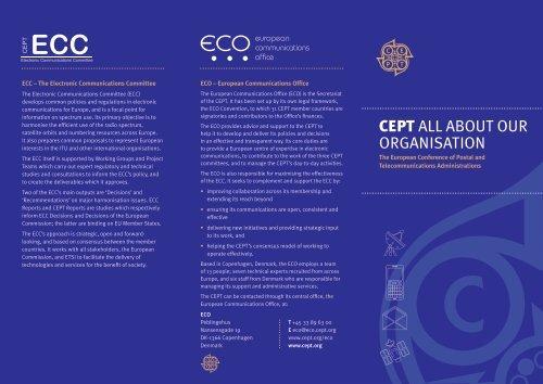 CEPT Leaflet