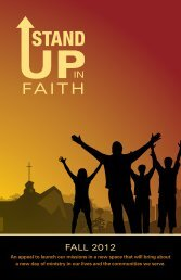 to view the Campaign Informational Booklet - St Stephen Lutheran ...