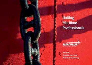 BGM Report - 2009.pdf - Nautilus International
