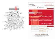 Programme diffusion électronique - Sciences Po Aix