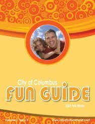 2009 Fall Fun Guide - Designs by LeaAnn M. Odekirk