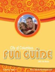 2009 Fall Fun Guide - Designs by LeaAnn M. Odekirk