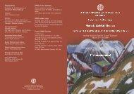 Preliminary Program 2009 (PDF) - ESR - Congress Calendar